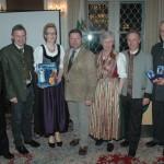 Buchpräsenation Weisser Saal Burg: Volkstanz zwischen den Zeiten