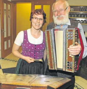 Max Rosenzopf und Sophie Wagnes