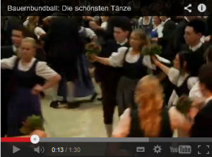 Bauernbundball2012-video