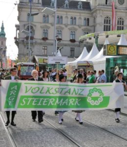 Am Hauptplatz Graz